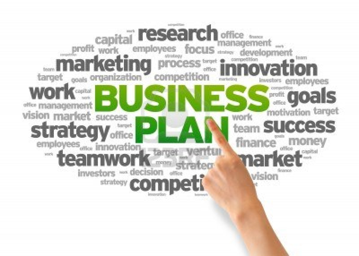 business plan green